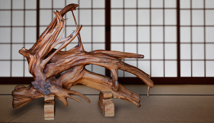 衝立 欅(150×180cm)